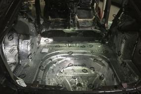 Обесшумка автомобиля в Днепропетровске